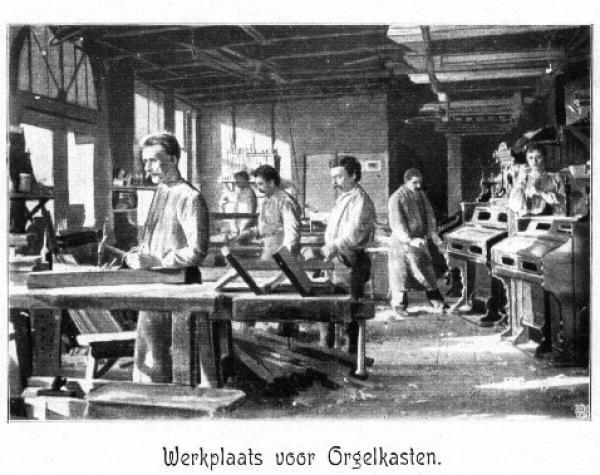 08 werkplaats voor orgelkasten 2